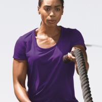 Gildan Performance® Core Women's Short Sleeve T-Shirt Thumbnail